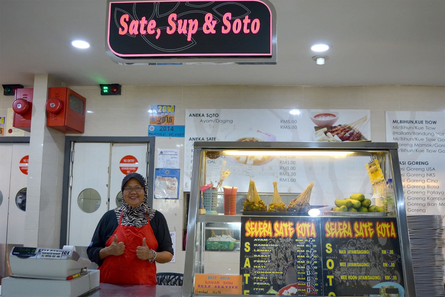 Sate Sup & Soto
