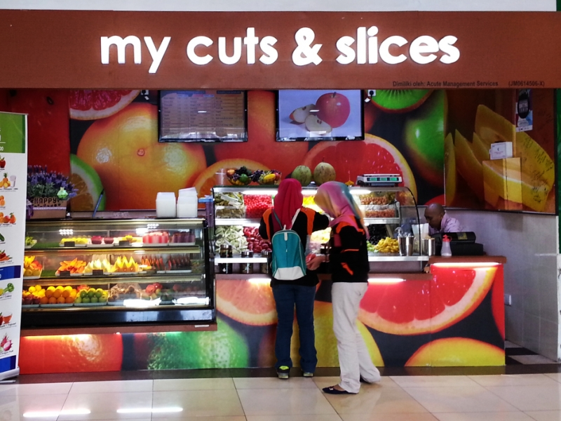My Cut & Slices