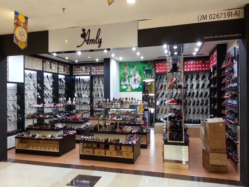 Roseville Mall Shoe Stores