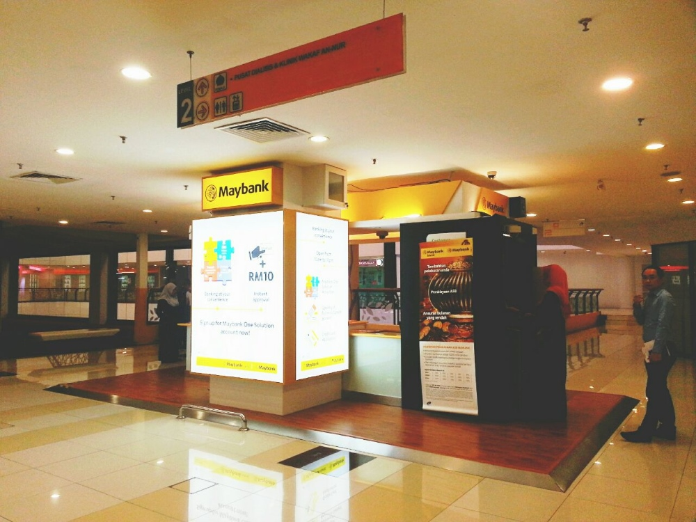 Maybank One Solution